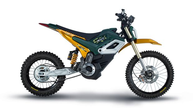 Ottobike MXR