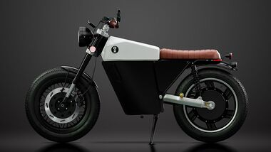 Ox One Elektromotorrad
