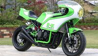 PMC Kawasaki Z900RS 70's Monster Cafe Racer