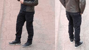 Pando Moto Mark Kev 01 Motorrad-Jeans
