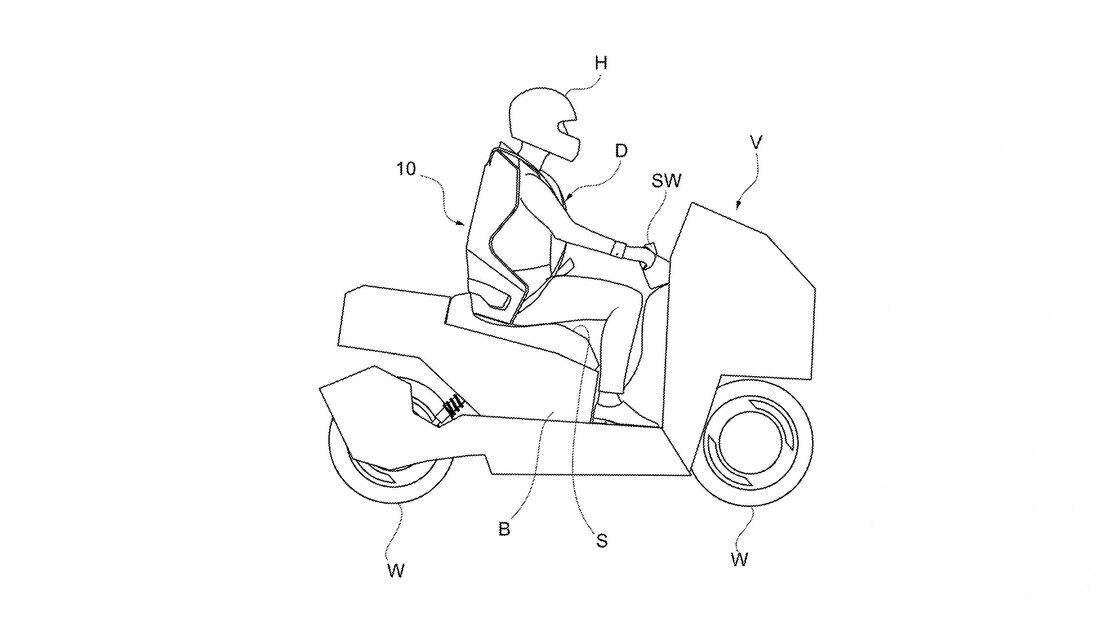 Patent Italdesign Giugiaro