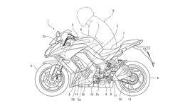 Patent Kawasaki Halbautomatik