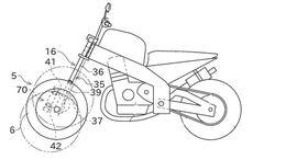 Patent Kawasaki ThreeWheeler