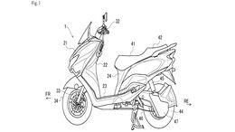 Patent Suzuki Elektroroller