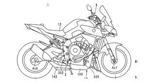 Patent Yamaha Turbo Triple
