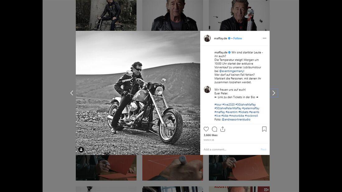 Peter Maffay Instagram