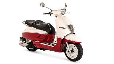 Peugeot Django Roller