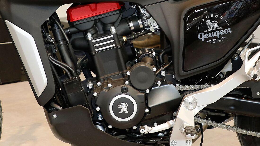 Peugeot P2X Concept Eicma 2019