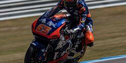 Philipp Öttl in der Moto2.