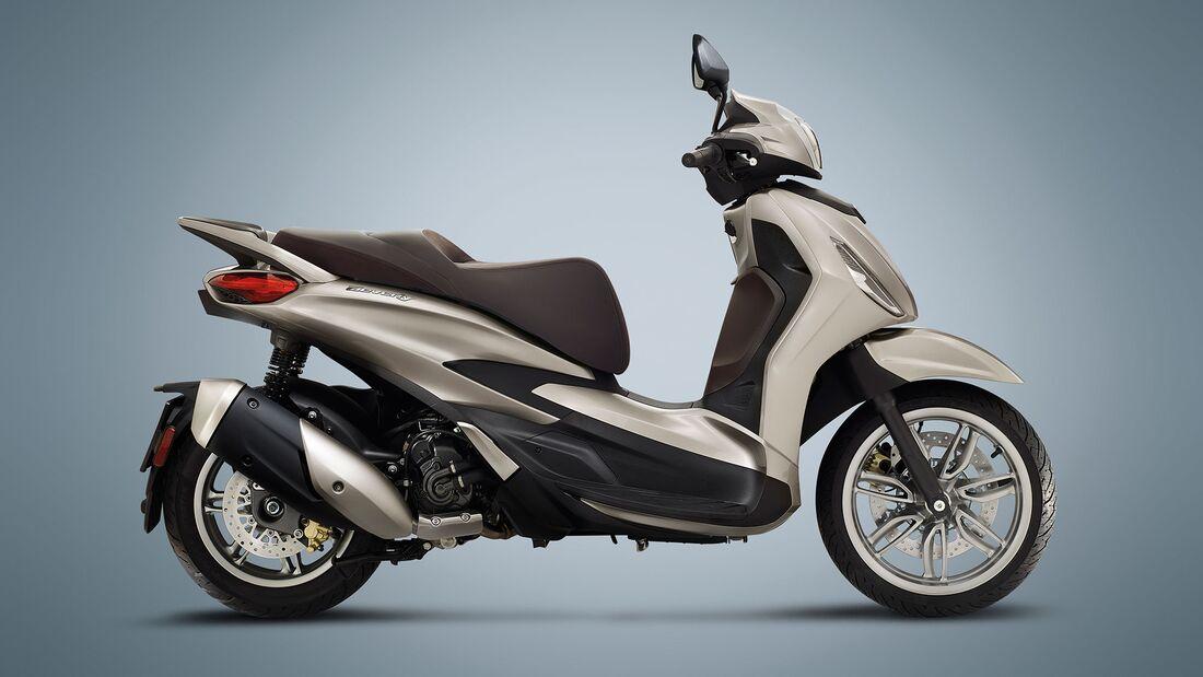 Piaggio Beverly 300 Modelljahr 2021