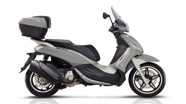 Piaggio Beverly 350 Tourer 2020