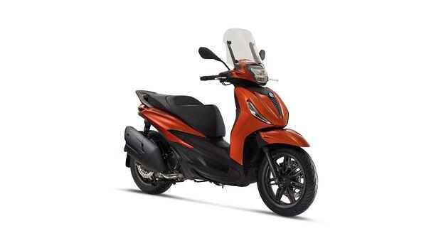 Piaggio Beverly 400 Modelljahr 2021