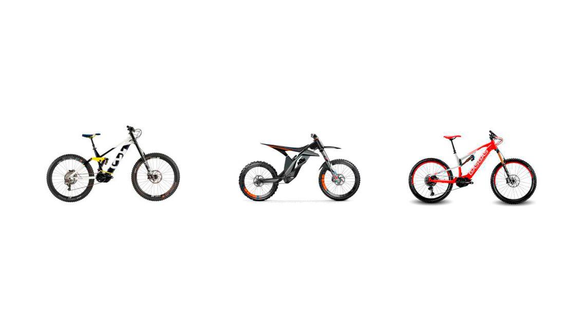 Pierer Mobility AG E-Bikes Gasgas, R Raymon, Husqvarna