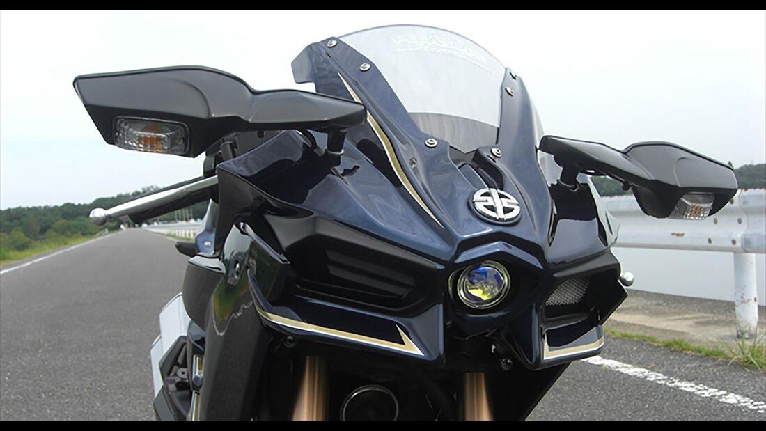 Pleasure-MC Kawasaki Z125 Pro H2