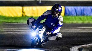 Polini Minibike Weltrekord
