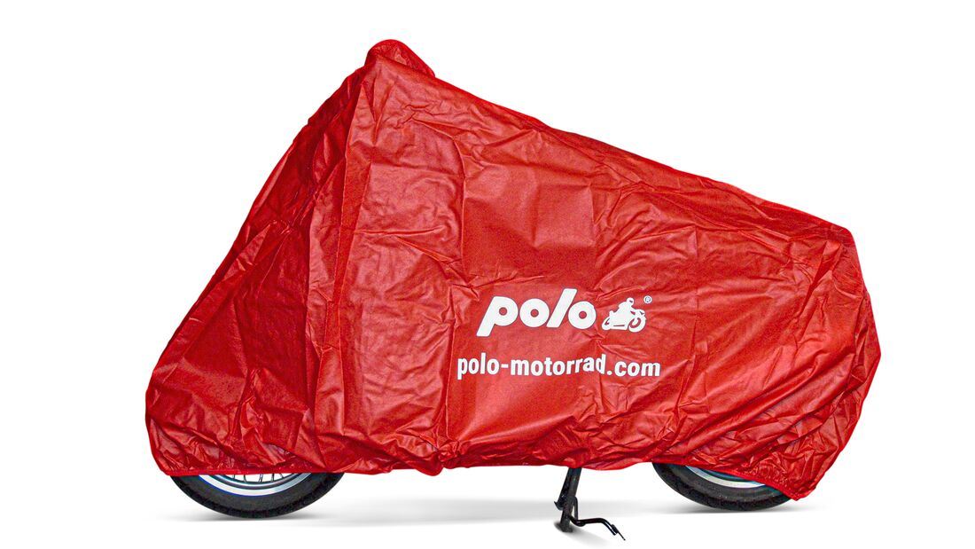 Polo Indoor-Staubabdeckplane.