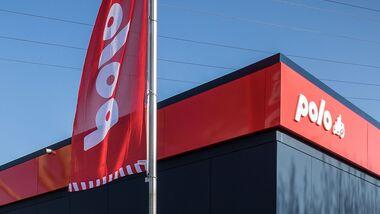Polo Store-Konzept