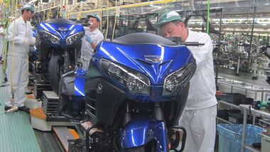 Produktion Fertigung Honda