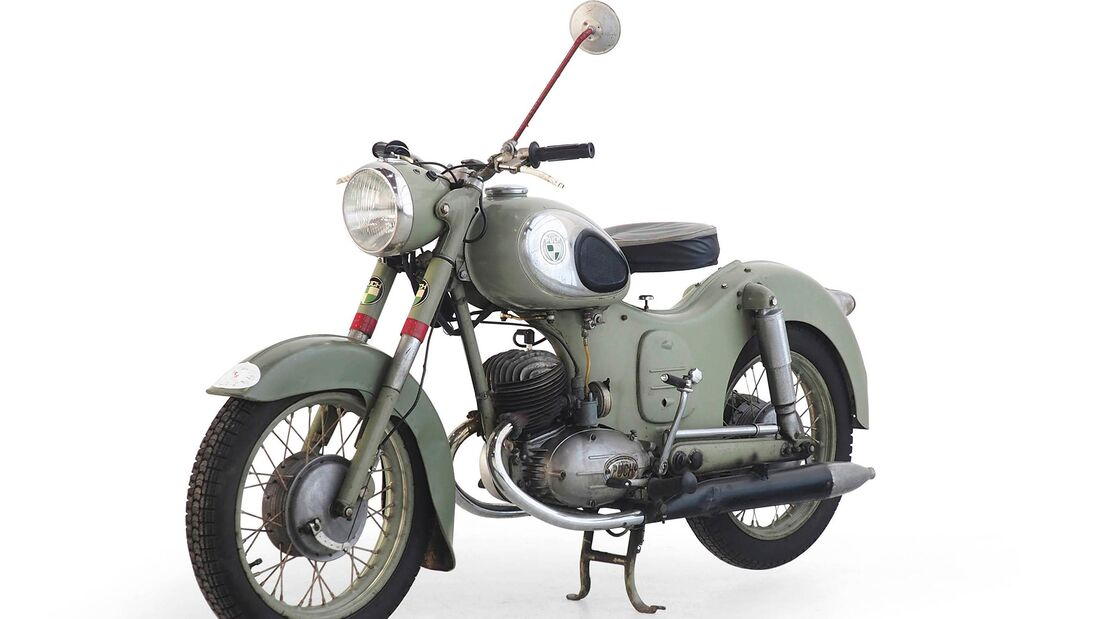 Puch 125 Sv (1956).