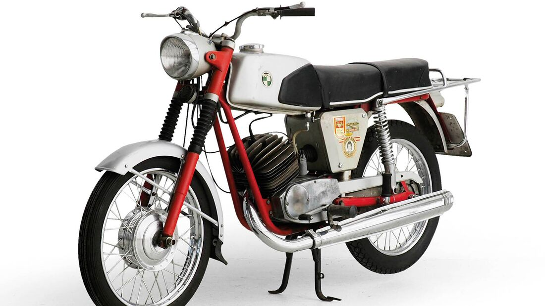 Puch M 125 (1970).