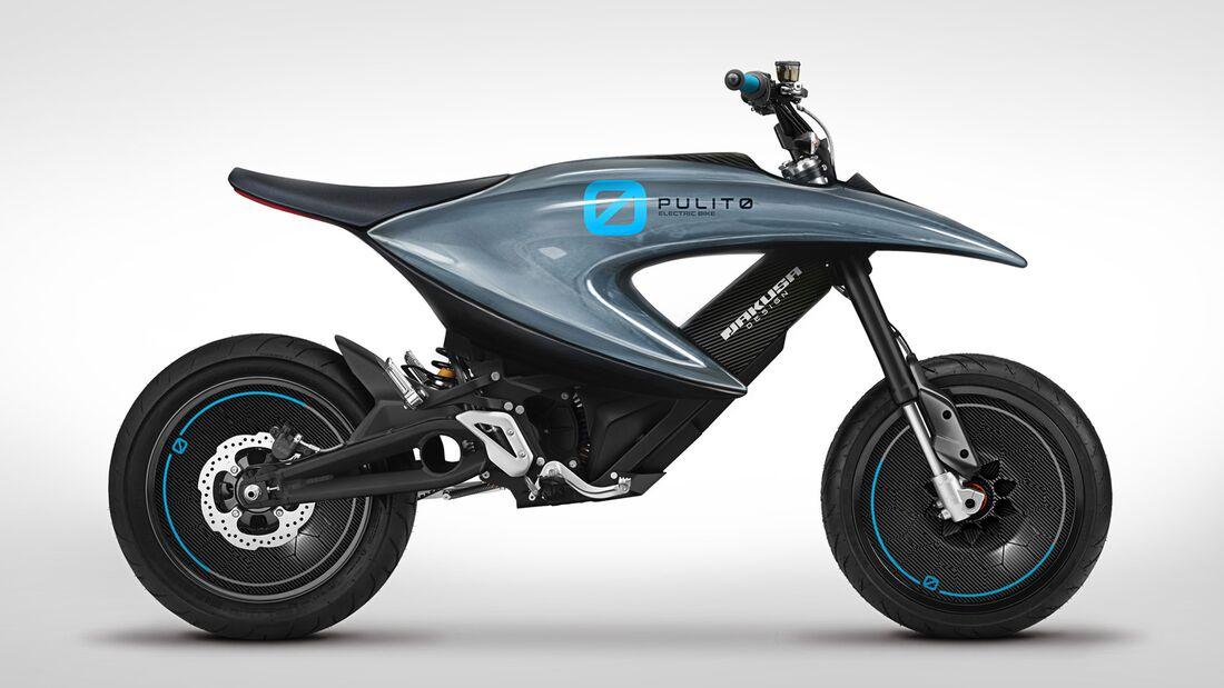 Pulito Electric Bike von Jakusa Design.