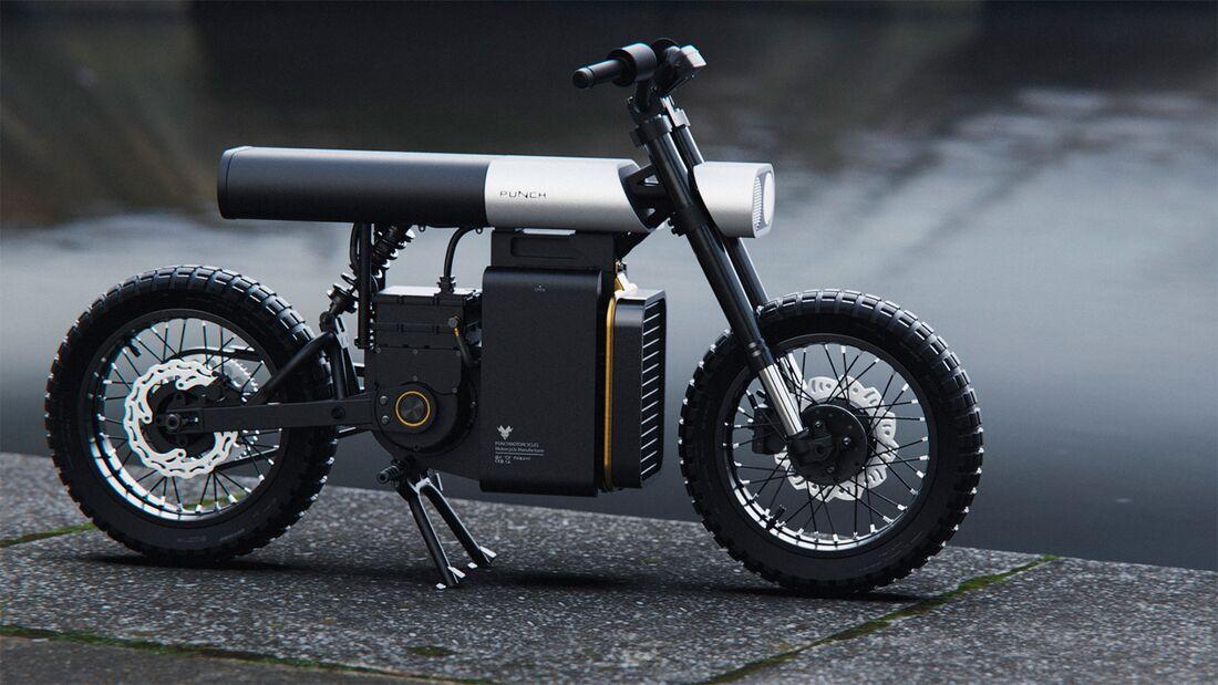 Punch Elektromotorrad
