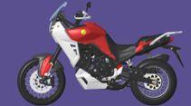 Qj Motors V2 Enduro Benelli
