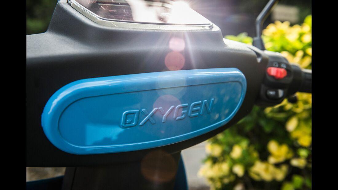 Quadro Vehicles Oxygen.