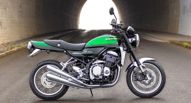 RF Biketech Kawasaki Z 900 RS Classic Edition
