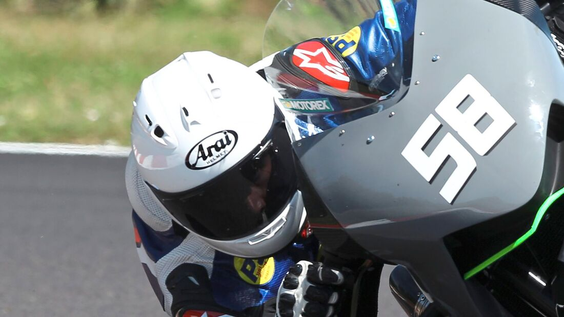 RX-7V Racing ausprobiert