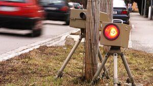 Radar, Blitzer, Blitzanlage, Polizei