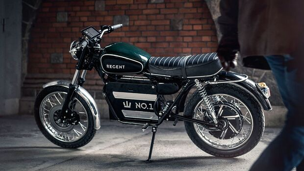 Regent Motorcycles No. 1