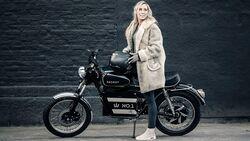 Regent Motorcycles No. 1