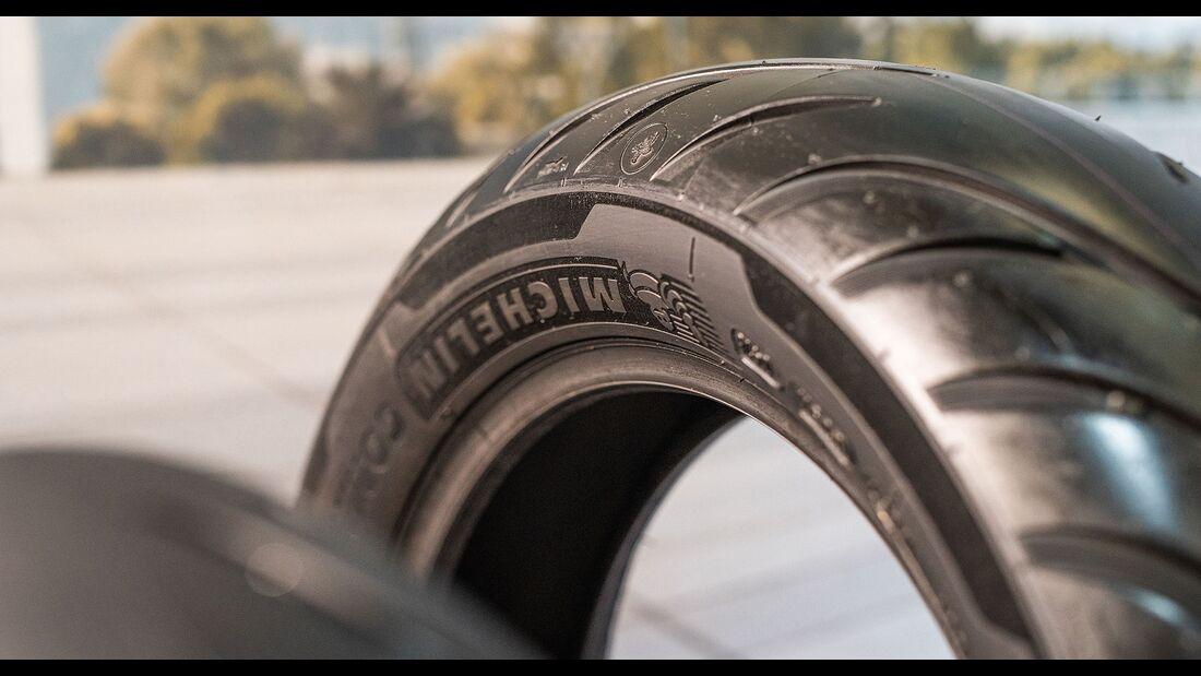 Reifen Michelin Power Commander III Touring