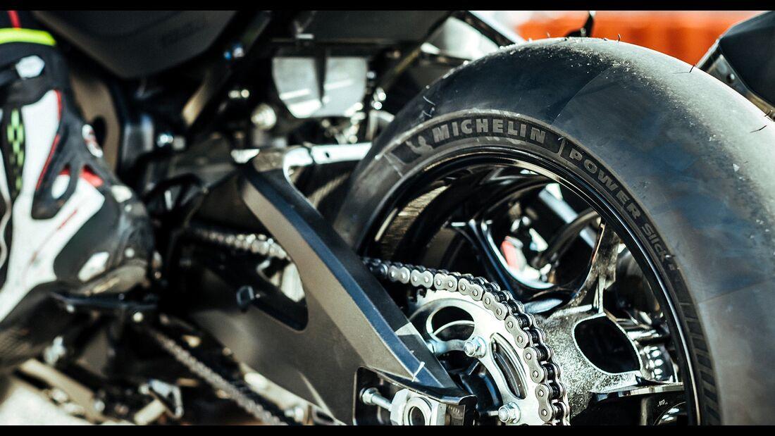 Reifen Michelin Power Slick 2