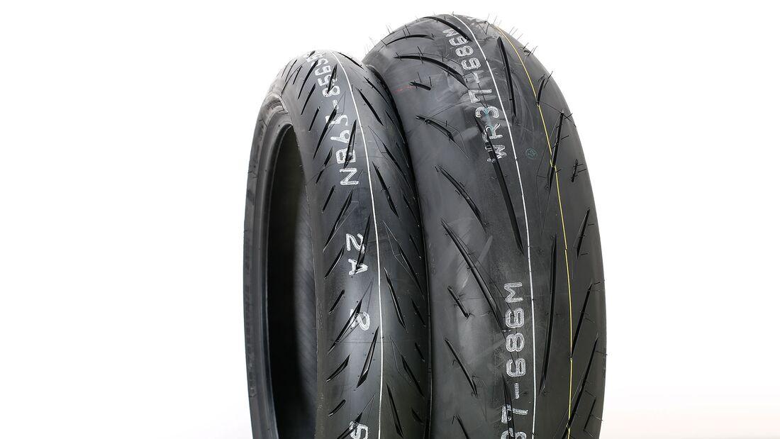 Reifentest Teil 4 2019 Bridgestone Battlax S22