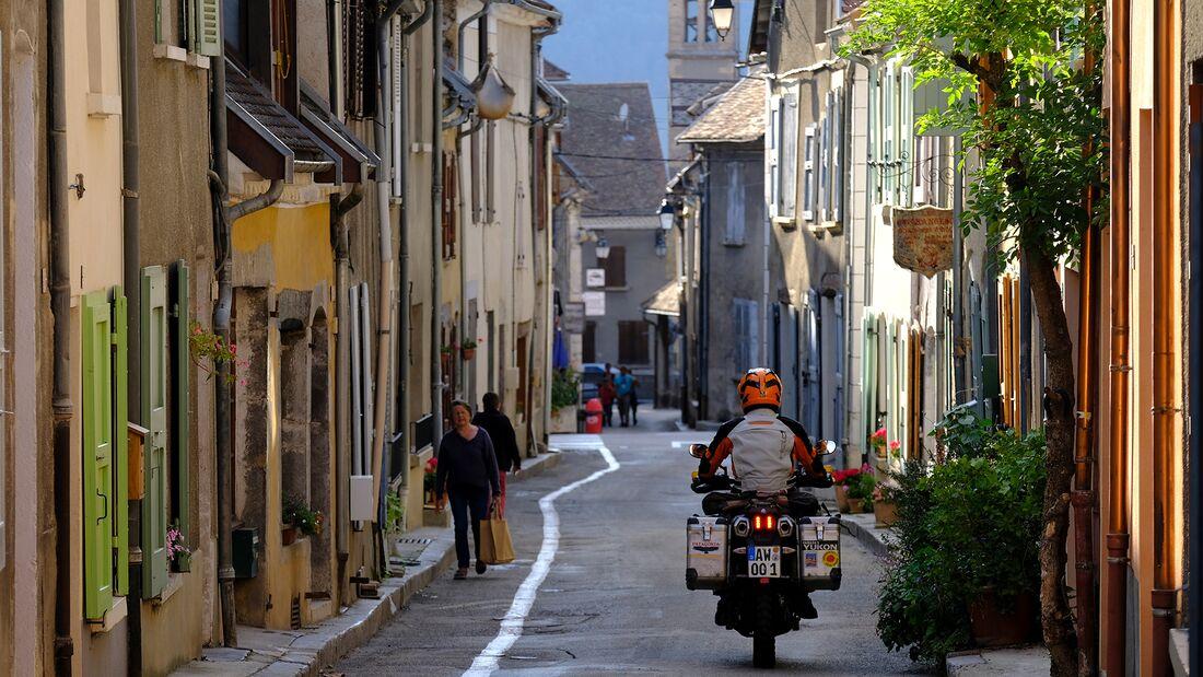 Reisebericht Vercors/Frankreich