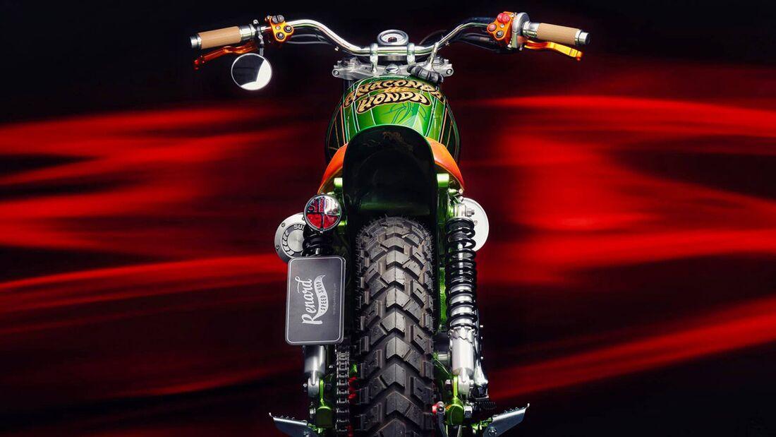Renard Speedshop Anaconda Honda
