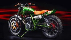 Renard Speedshop Anaconda Honda