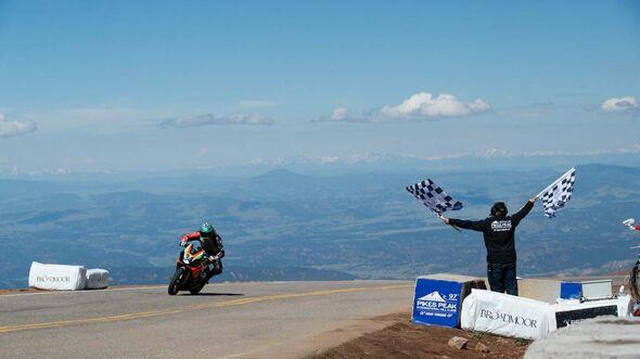 Rennie Scaysbrook Pikes Peak