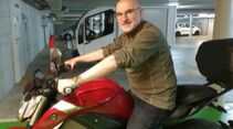 Reportage Elektromobilität Ernst Näf Zero SR/F