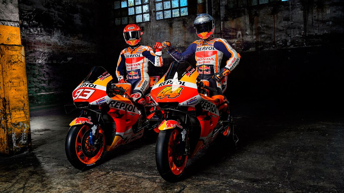 Repsol Honda MotoGP Team 2021