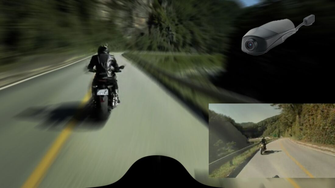 Revan - Dashcam-HUD-Sicherheits-System.