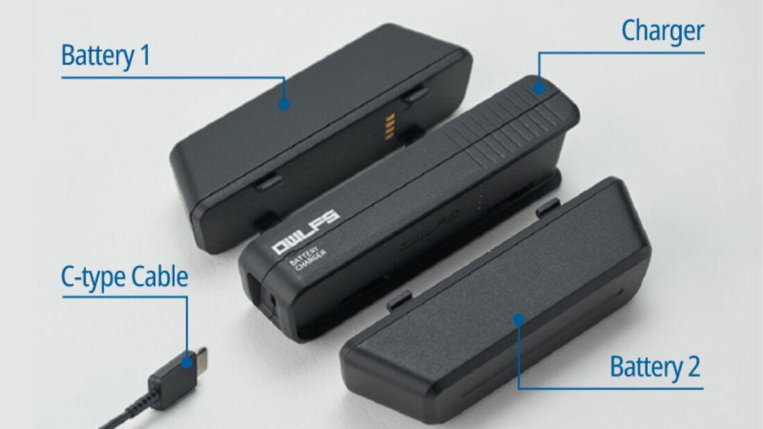Revan - Dashcam-HUD-Sicherheits-System.