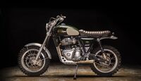 Revival X Royal Enfield Dessert Runner 653