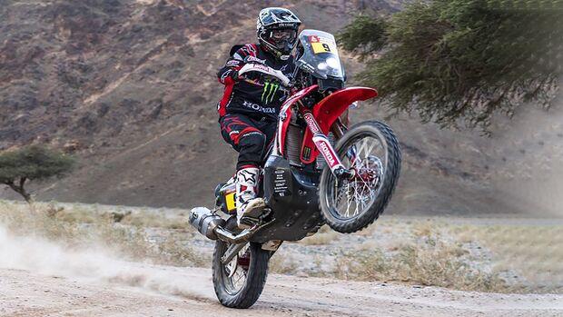 Ricky Brabec Dakar 2020