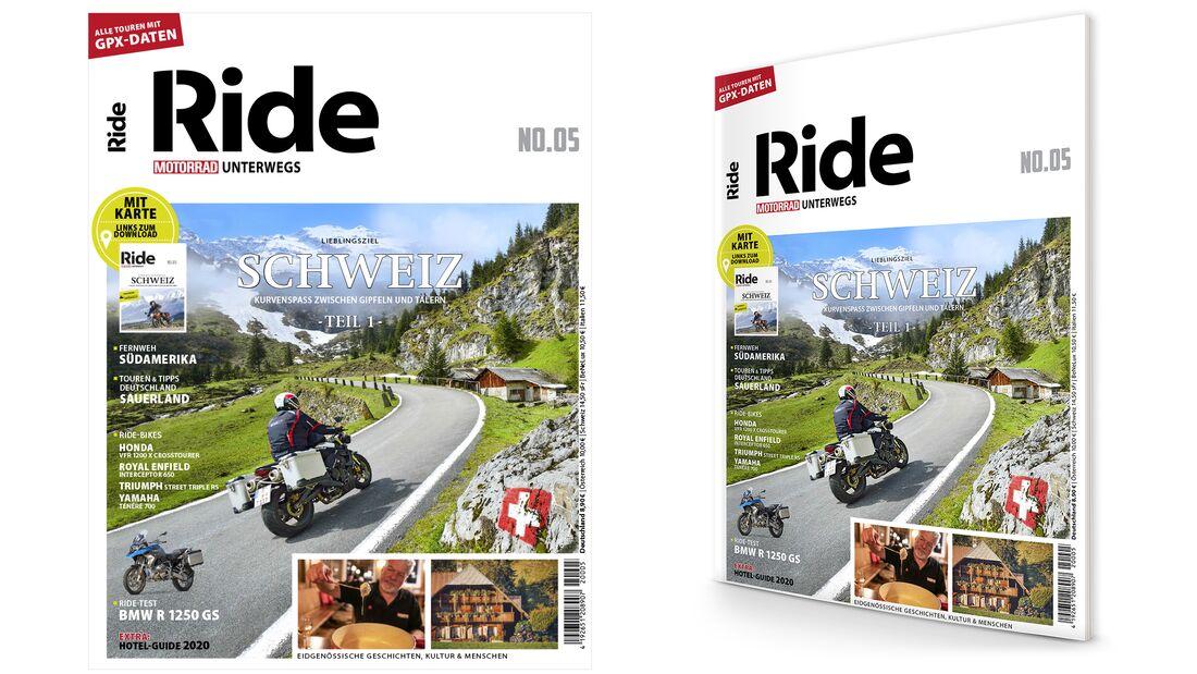 Ride 05 2020 Teaser