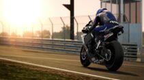 Ride 4 - Videospiel-Simulation.