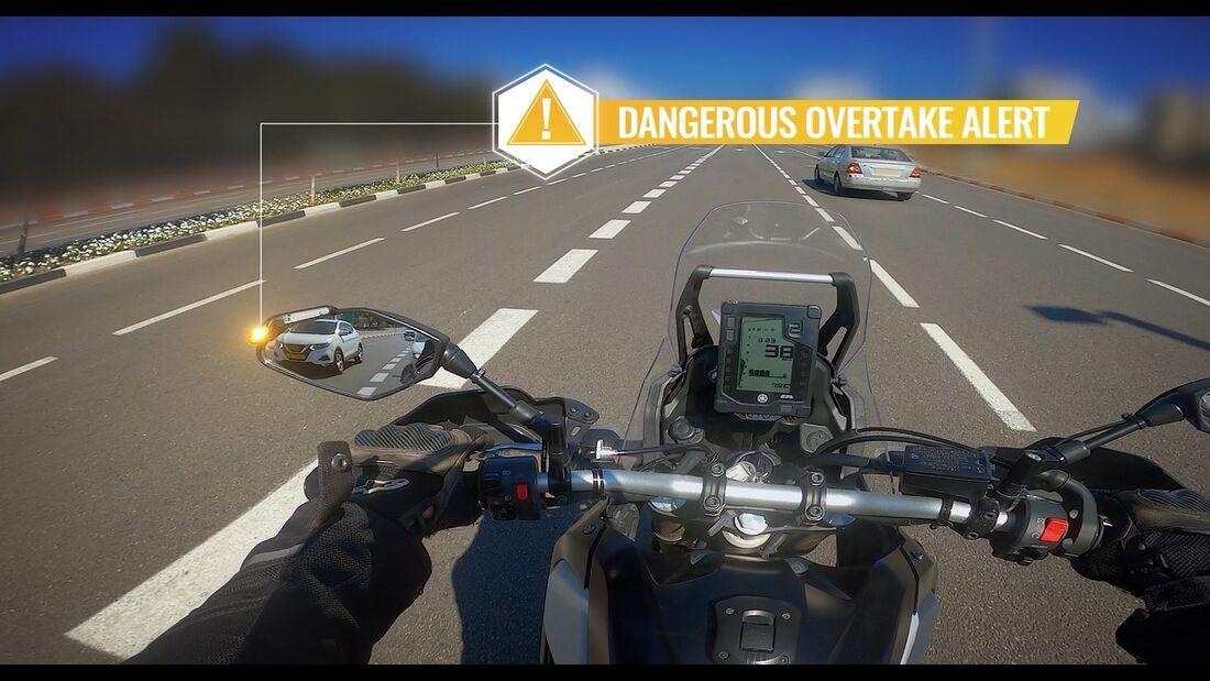 Ride Vision Kollisionswarner
