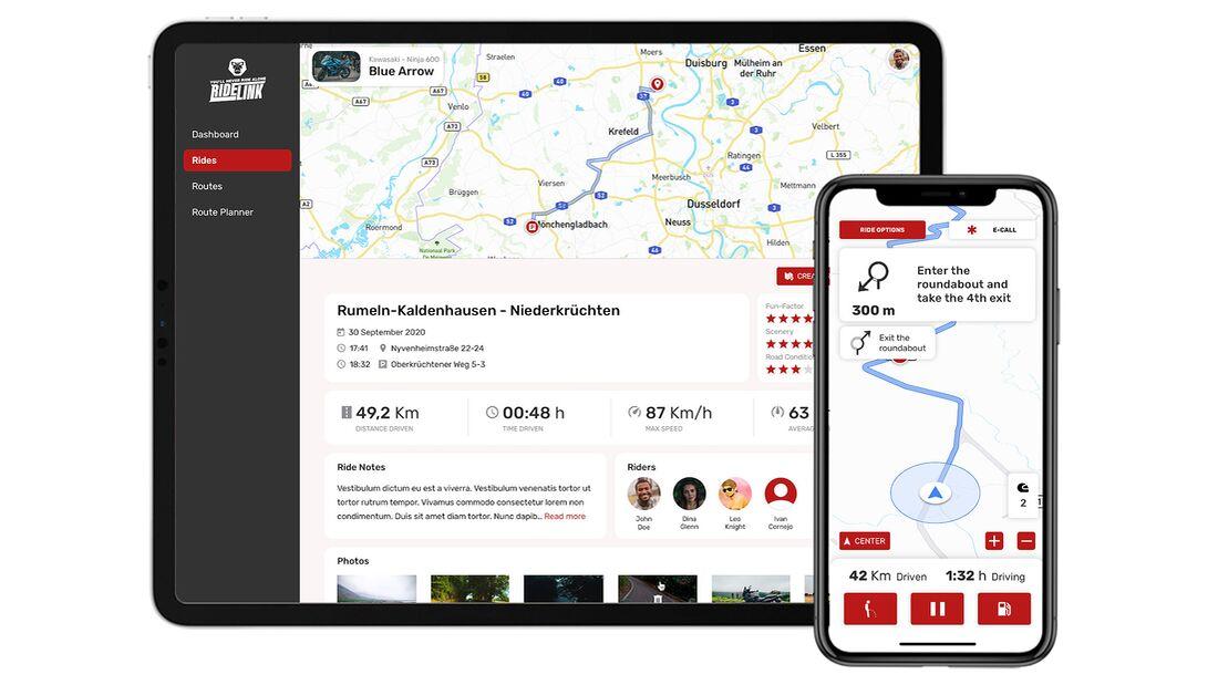 RideLink-App